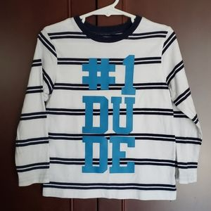 Any 3 for $18. Boy's 3T shirt